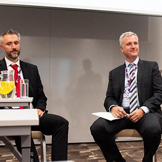 VLadimír Vachel, Pavel Vich, Moderator: Mark Harrison