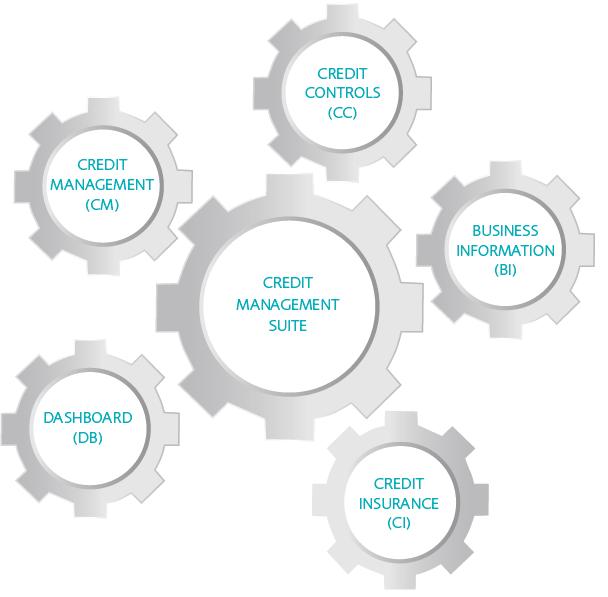 Hanse orga Soplex CREDIT MANAGEMENT FOR SAP - The