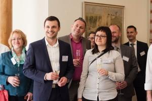 The robotics & technology in working capital expo in Bratislava